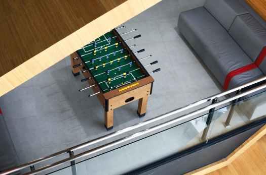 architecture design floor football